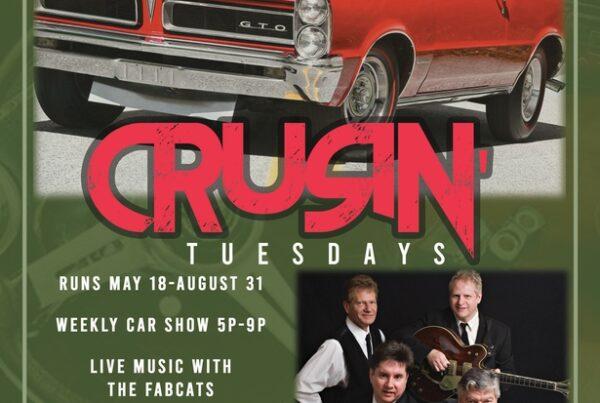 Crusin Tuesday 2021
